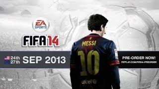 FIFA 14 - Gameplay Trailer Gamescom 2013
