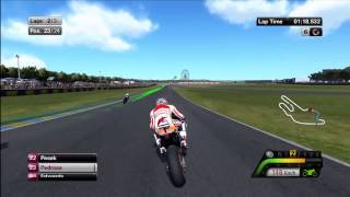 Moto GP 2013 Xbox 360 Gameplay Part 2