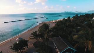 Luxury Beach Cabana in Nevis | Four Seasons Resort Nevis
