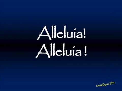 ALLELUIA (By: iNtSiK bAgUiO)