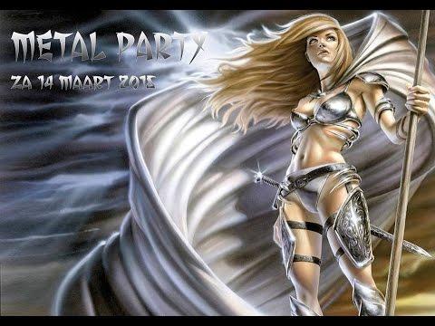 Metalparty preview (DJ Kitte playing...