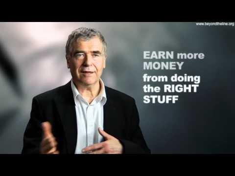 Dr. Karl-Henrik Robèrt - Sustainability, The Triple Bottom Line