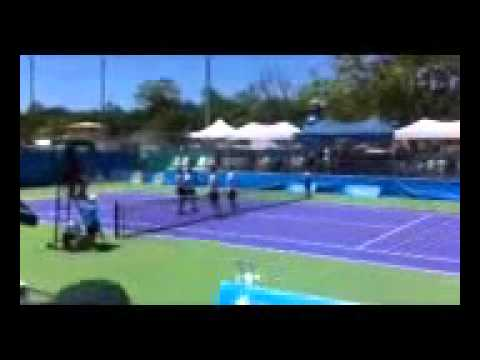 JP Smith and John Peers Caloundra Challenger Match Point