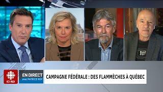 Le panel politique du 14 septembre 2021