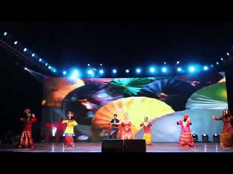 Indonesia Cultural Performance | Shandong University Cultural Festival 2017