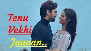 Tenu Vekhi Jaavan Himansh Kohli(Lyrics)Shahid Mallya|Asees K|Shivani |Bharat G|Rashmi V|Latest Songs