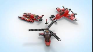 LEGO® Creator - 31047 Avion cu elice