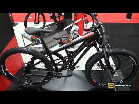 1bf84499a91 2017 Norco Fluid 7.3 HT+ Mountain Bike - Walkaround - 2016 Interbike Las  Vegas