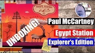Baixar Paul McCartney Egypt Station Explorer's Edition Unboxing CD