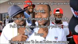 Hookah By Danagog X Davido [Lyrics Video] - Naijamusiclyrics