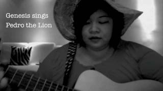 Pedro The Lion Cover - To Protect The Family Name (Genesis Fermin)