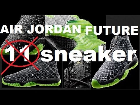 5ccb04111ab24e Air Jordan 11 XI FUTURE Woven Sneaker