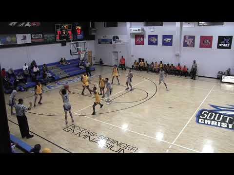 SCU JUCO vs Cedar Valley College pt 2