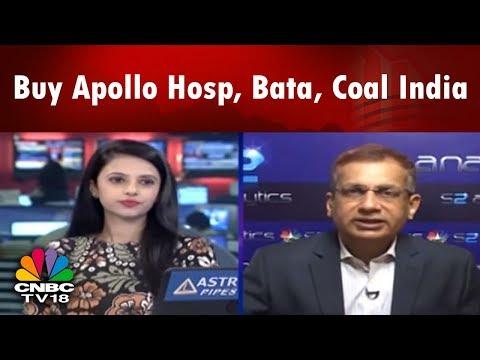 Buy Apollo Hospital, Bata, Coal India Says Sudarshan Sukhani | TRADING HOUR | CNBC TV18