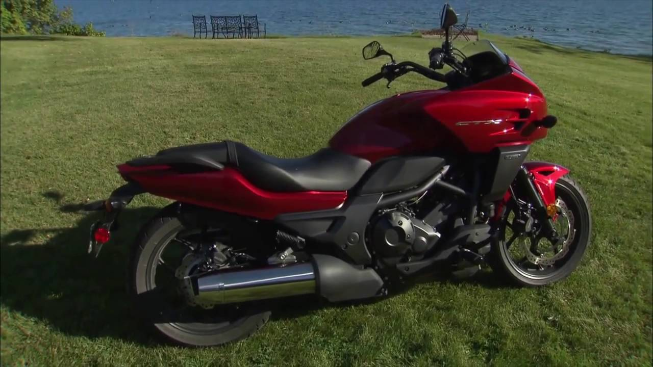 Honda Ctx700 Motorcycle Experience Road Test Youtube