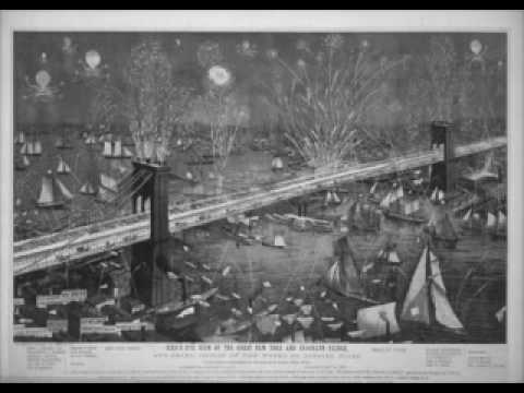 Bennett's Building the Brooklyn Bridge documentary