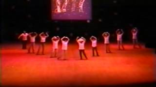 Dance Unlimited 1999 - Whatever (a cappella tap)