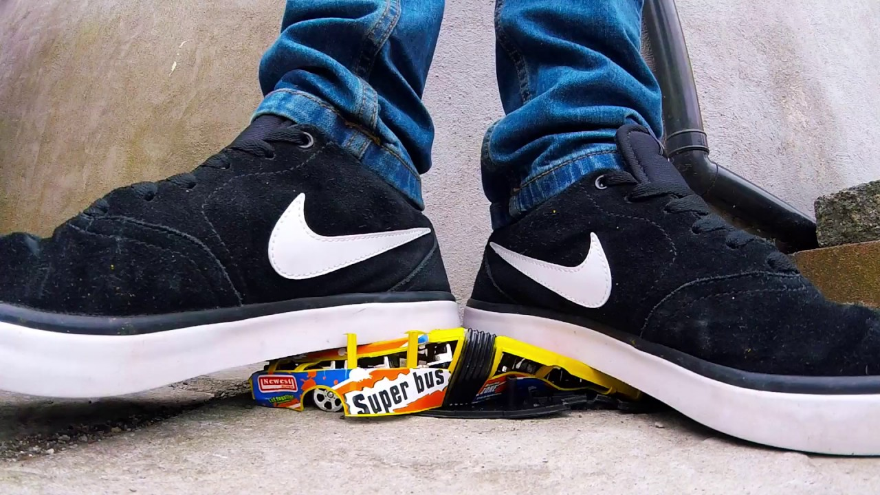 Nike sbs vs toy bus