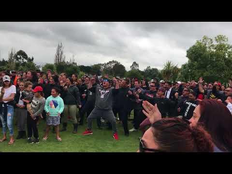 Farewell Katiana Waikato