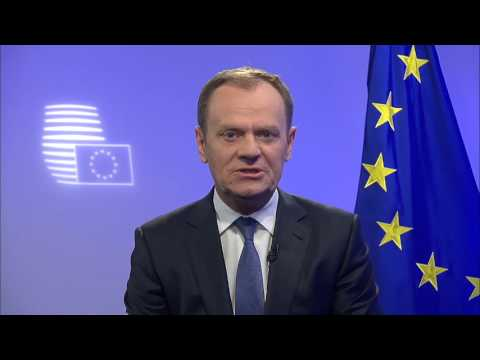 BusinessEurope Day 2016 - Reform to perform - Opening video message by Mr Donald Tusk