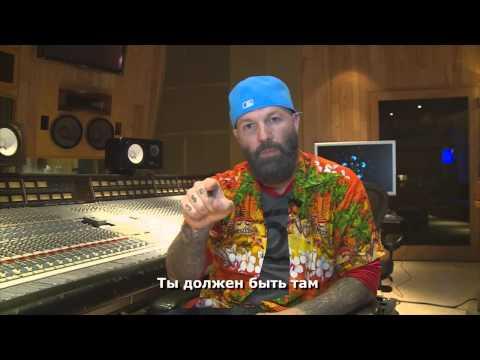 Fred Durst- Money Sucks Tour RUSSIA 2015
