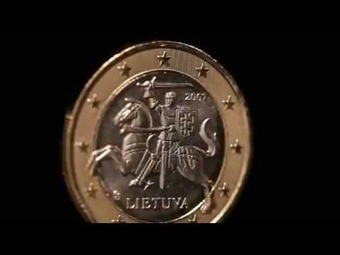 Lithuania Euro Coins by euroHOBBY www.myeurohobby.eu