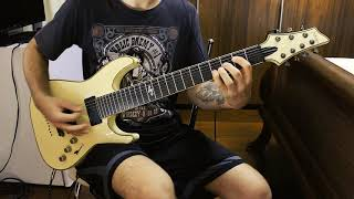 Soilwork - Bleeder Despoiler Guitar Cover