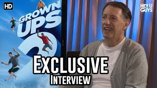 Director Dennis Dugan - Grown Ups 2 Exclusive Interview