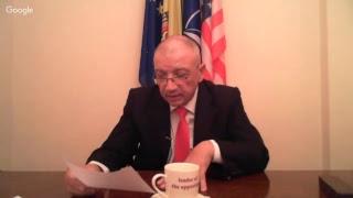 """Emisiunea """"În direct cu Sergiu Mocanu"""" din 8 august 2018"""