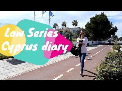 Law Series: Cyprus travel vlog