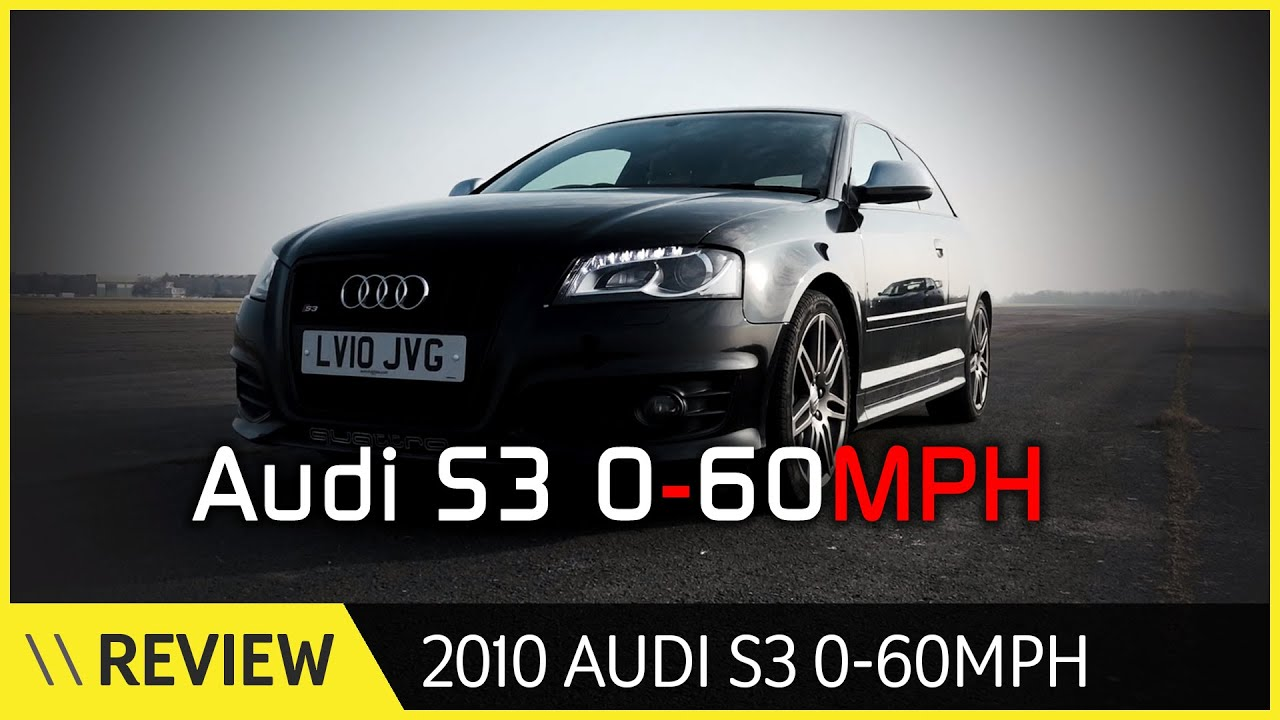 2010 audi s3 8p s tronic launch control 0 60 youtube. Black Bedroom Furniture Sets. Home Design Ideas