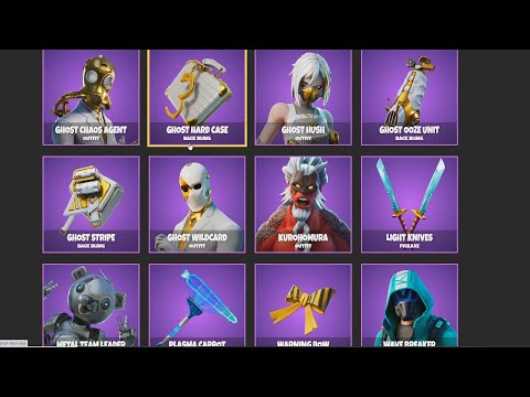 *NEW* Upcoming Item Shop Cosmetics!! NEW Fortnite Bundle LOSERFRUIT, Henchmen Skins & MORE!!