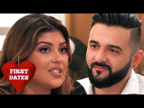 Greek Couple Get Passionate Over Their Culture | First Dates