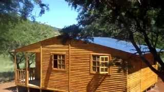5.4m X 7.2m Log Cabin Wendy House