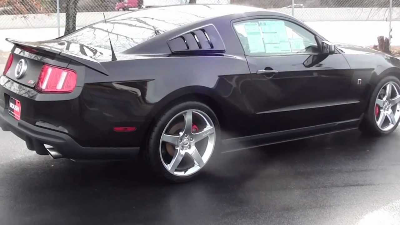 FOR SALE 2012 FORD MUSTANG ROUSH STAGE 3!!! STK# 12030 www.lcford ...
