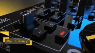 Hercules 4780730 DJ Control Instinct inklusive DJ-Software Test / Review
