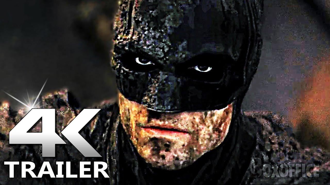 Download THE BATMAN Trailer 4K (ULTRA HD)