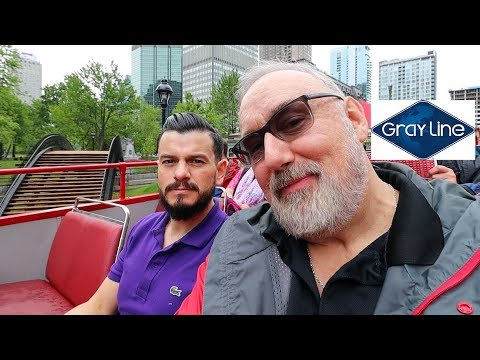 Montreal Gray Line Double Decker Bus Tour & Sightseeing