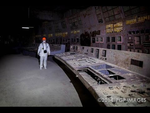 Inside Chernobyl: Rare footage from ruins left by world's greatest nuclear disaster