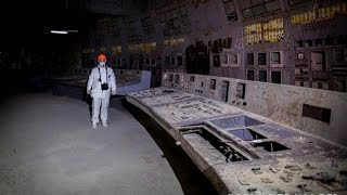 Inside Chernobyl: Rare footage from ruins left by world