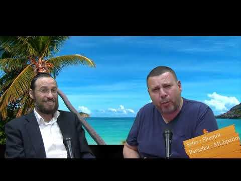 Sefer Shemot : PARACHAT MISHPATIM (18) avec le duo Rav Brand et Fabrice