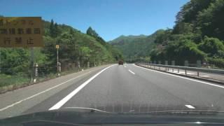 車載動画#01:下牧PA⇒水上IC⇒谷川岳PA⇒関越トンネル【4K】