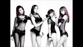 4l four ladies 포엘 move 무브 official instrumental