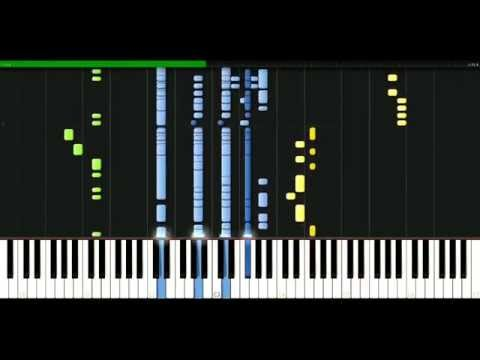 Cee Lo Green - Kung fu fighting Piano Tutorial] Synthesia | passkeypiano