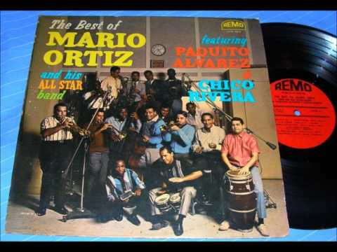Tras Tres Trago   MARIO ORTIZ AND HIS ALL STAR BAND