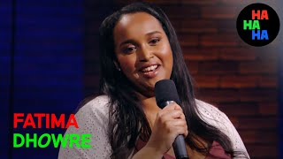 Fatima Dhowre - Dating is like Picking a Slice of Pizza