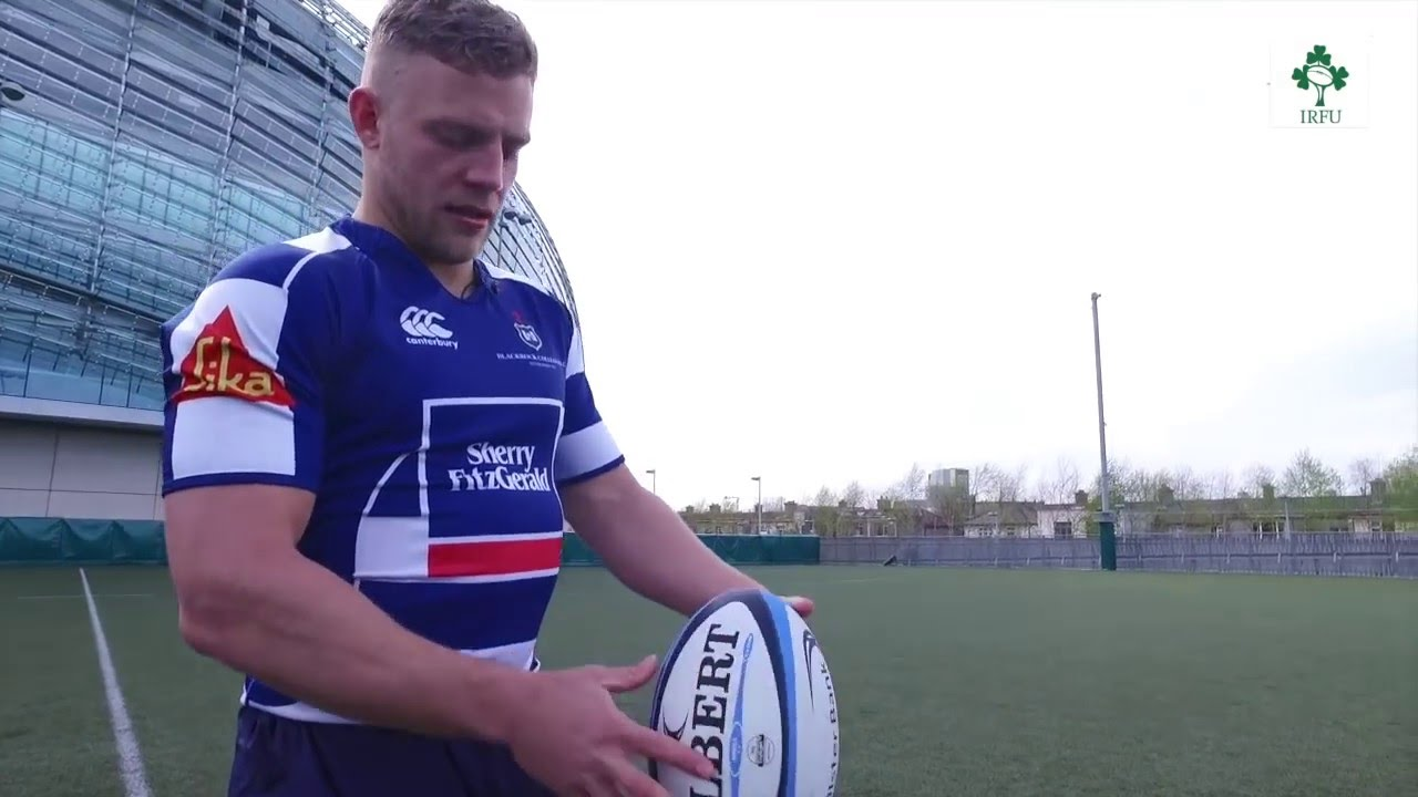Irish Rugby TV: Ian Madigan Launches 'Drop Kick For Your Club'