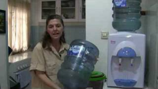 Refill Water Jug