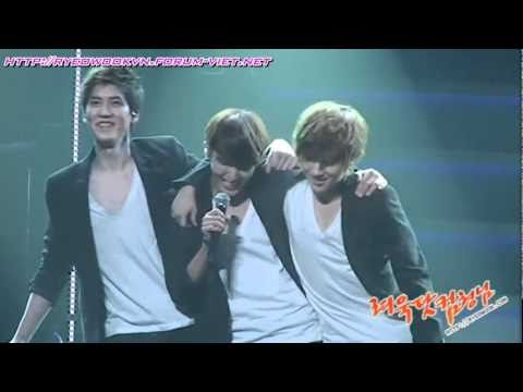 [Vietsub] The Night Chicago Died - Super Junior K.R.Y - Concert in Japan [Ryeowookvn]