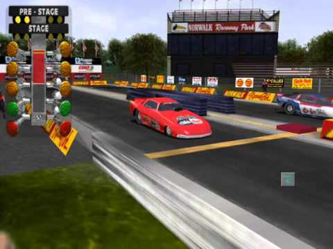 IHRA DRAG RACING GAME JET FUNNY CARS - YouTube